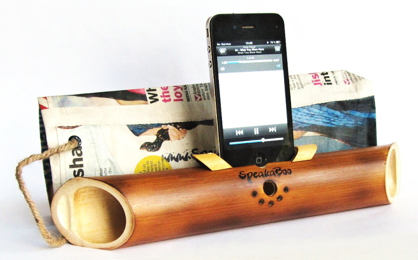 speakaboo eco iphone speaker